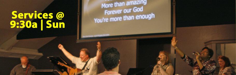 Modesto Church Worship Service Prescott EV Free